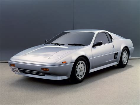 Nissan Prototype by 1985 Nissan Mid4 Concepts