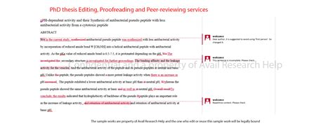 Top Research Editing Website For Phd by Phd Essay Proofreading Services