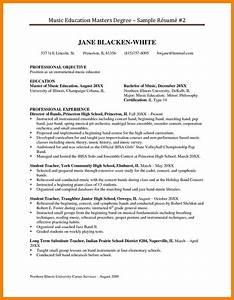 cv abbreviation resume resume ideas With sample resume for master degree application