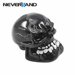 Neverland Universal Manual Gear Shift Knob Shifter Lever