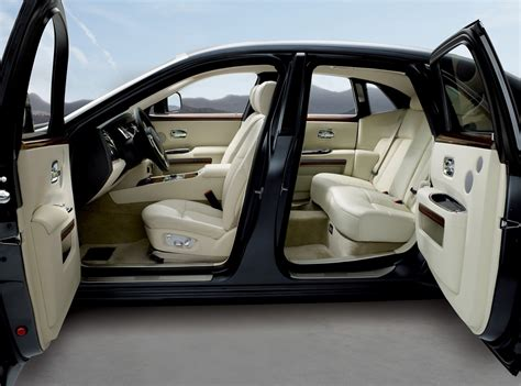 Rolls Royce Phantom Interior Car Models