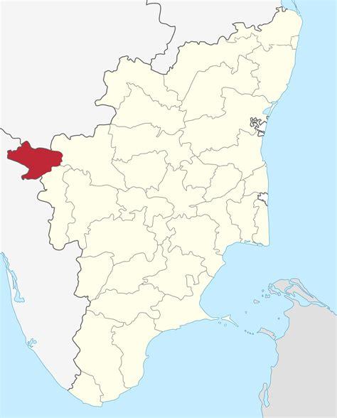coonoor map tamil nadu india 39 s falls coonoor