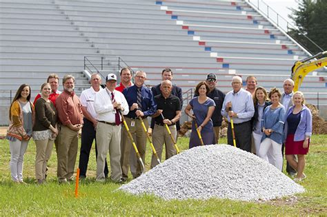 jchs breaks ground sports complex jefferson county post