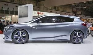 2021 Subaru Wrx Sti Hatchback Concept