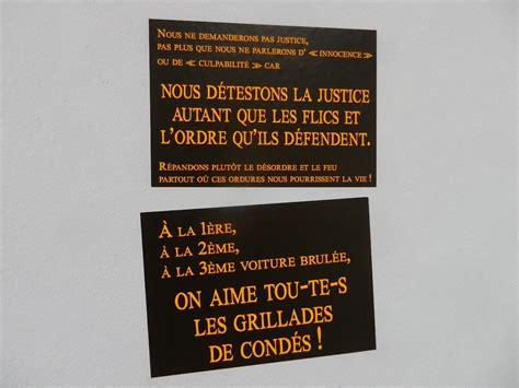 chambre correctionnelle comptes rendus du procès du 8 novembre pour provocation