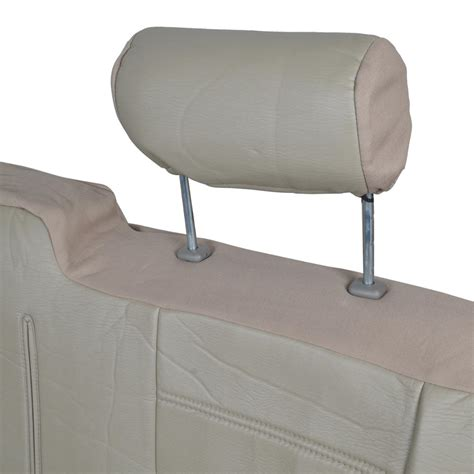 silverado bench seat beige pu leather bench seat covers for chevy silverado
