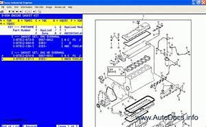 Isuzu Industrial Engines Epc 2011 Parts Catalog Order  U0026 Download