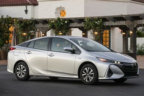 2017 Toyota Prius Prime Plug In Debuts