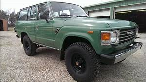1984 Toyota Fj60 Land Cruiser By Landcruiserrestorations
