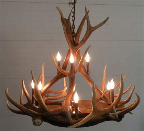 fascinating antler chandeliers and lighting company as