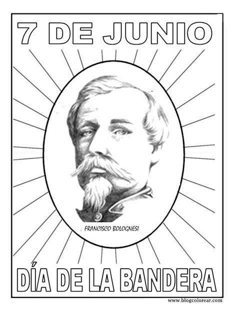 dibujo de francisco bolognesi colorear d 237 a de la bandera de per 250 colorear dibujos