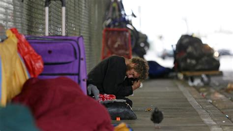 homelessness    capital   growing problem