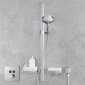 Raindance Select S : axor citterio e shower set with raindance select s 120 3jet hand shower 36735000 reuter shop ~ Watch28wear.com Haus und Dekorationen