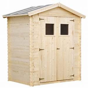 Buche De Bois Compressé Pas Cher : abri de jardin en bois pas cher ~ Dallasstarsshop.com Idées de Décoration