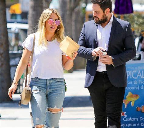 Mike Comrie and Hilary Duff - Bio gossipy