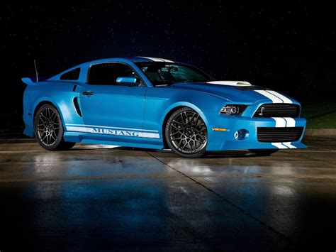 Ford-mustang Shelby Gt500 Cobra 2013 1600x1200 By F1hunor