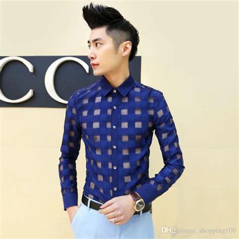 buy new year men fashion online now at zalora hong kong mens see through shirts 2017 new arrival plaid shirts
