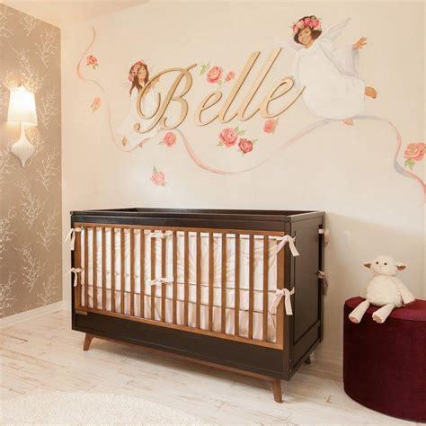 deco murale chambre bebe garcon chambre bébé fille 50 idées de déco et aménagement
