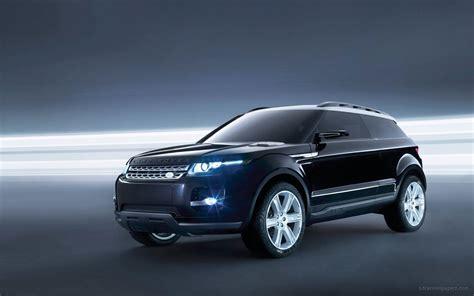Black Land Rover Wallpaper by Land Rover Lrx Concept Black 4 Wallpaper Hd Car