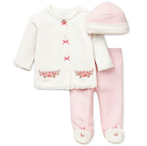10 Newborn Baby Girl Clothing Sets 2015