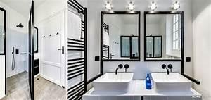 Salle De Bain Style Atelier : am nager une salle de bain mal foutue nos id es c t maison ~ Teatrodelosmanantiales.com Idées de Décoration