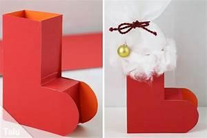 Nikolausstiefel Zum Befüllen : nikolausstiefel zum bef llen basteln anleitungen mit kostenlosen bei nikolaus basteln vorlage ~ Orissabook.com Haus und Dekorationen