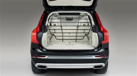 volvo xc  comfort accessories volvo genuine