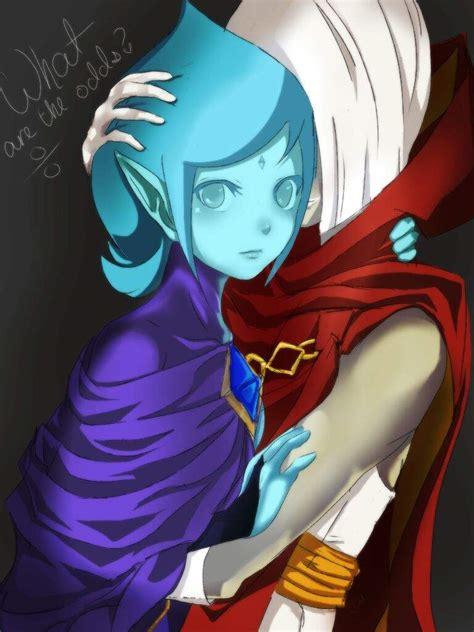 Ghirahim X Fi Zelda Amino