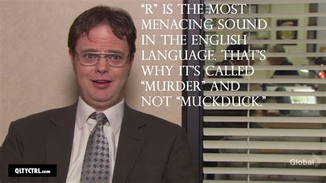 Dwight Schrute Quotes That Kick Ass