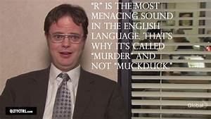 Dwight Schrute ... Good Dwight Quotes