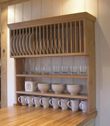 plate storage rack kitchen how to build plate rack oak plate rack 163 699 4281
