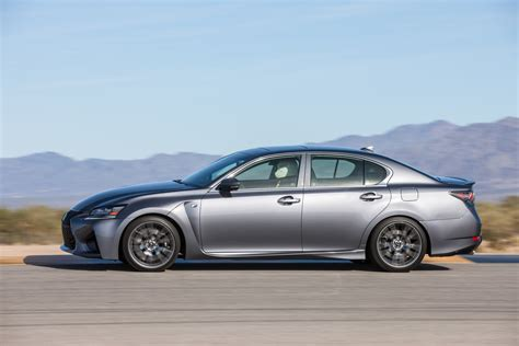 2018 Lexus Gs F First Test Review Motor Trend