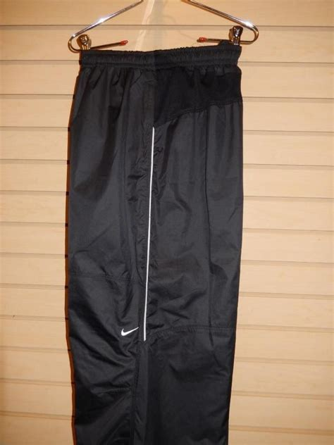 Men's Nike Storm Fit Golf Wind / Rain Pants Lined