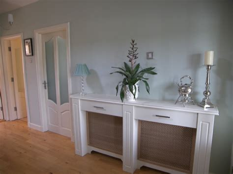 radiator cabinet with drawers dundrum house makeover traditional dublin by