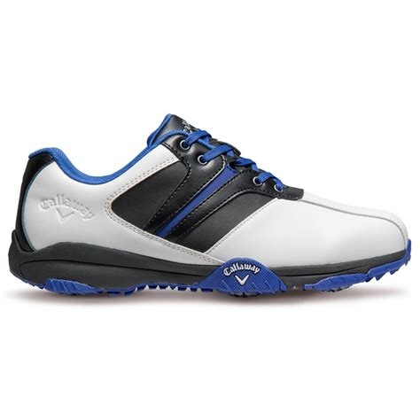 Callaway Chev Comfort Mens Golf Shoes by Callaway 2016 Chev Comfort Ii Leather Water