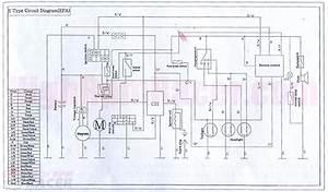 Wildfire 50cc Atv Wiring Diagram