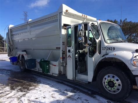 garbage collection kitchener only kitchener and townships will trash picked up
