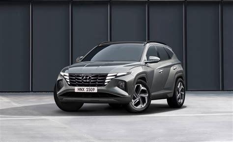 2022 Hyundai Tucson Gets Dramatic Restyling, Hybrid and ...