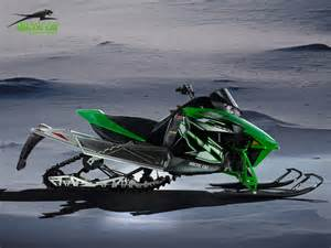 artic cat 2012 arctic cat snowmobiles unveiled autoevolution