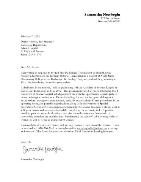 ray tech cover letter template cover