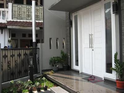 Desain Dekorasi Teras Rumah Model Minimalis Modern