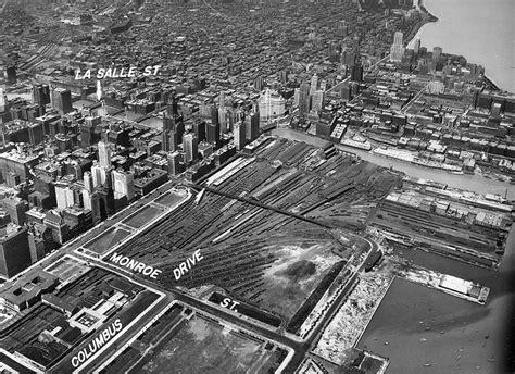 history of millennium park city of chicago millennium park an anatomy in photographs