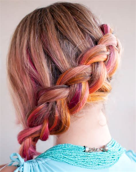 easy gorgeous braided hairstyles for girls full dose