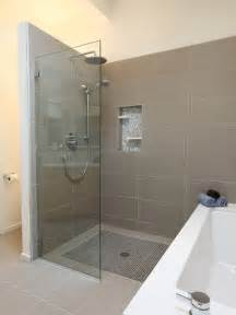 bathroom tile ideas houzz schluter vs bullnose on subway tiles tile and showers