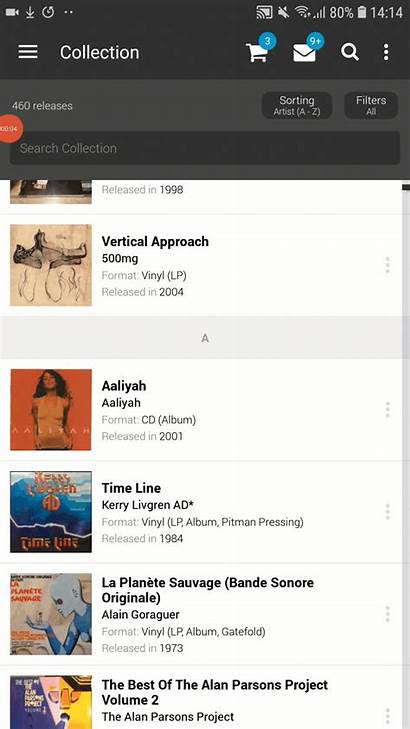App Discogs Tuned Updates Stay Using Sure