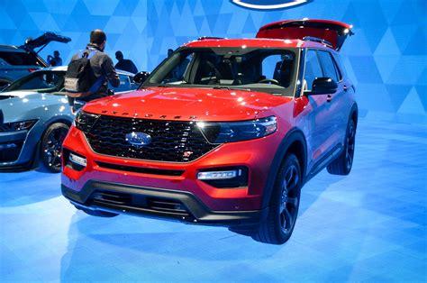 2020 Ford Explorer St by Ford Explorer St 2020 L Utilitaire Le Plus Performant De