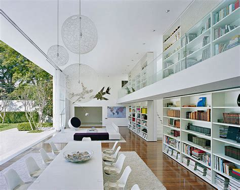 Delicious Interiors With Materials And Gorgeous Outdoor Spaces by Beautiful Architectural Photography By Silverman