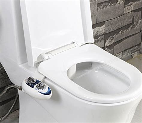 Luxe Bidet by Luxe Bidet Neo 120 Self Cleaning Nozzle Fresh Water