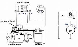 Diagram  4 Pin Relay Wiring Diagram Starter Full Version