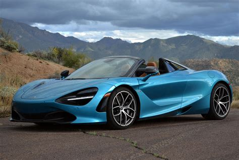 Review Mclaren 720s Spider by 2020 Mclaren 720s Spider Drive Review A